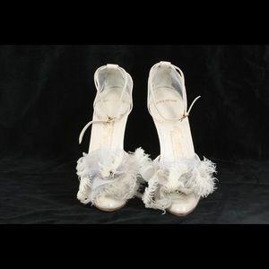 Chanel Haute Couture Runway Heels